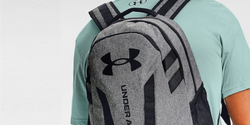 Up to 60% Off Under Armour Backpacks on Amazon