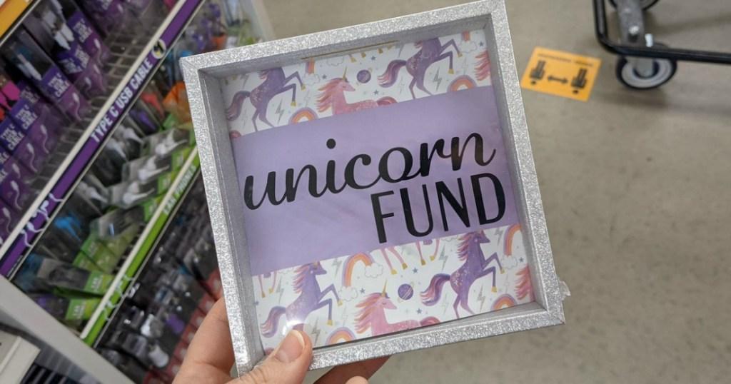 Unicorn Fund Bank Box
