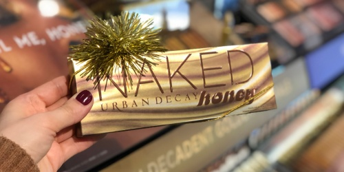Urban Decay Naked Honey Eyeshadow Palette Only $20.82 Shipped (Regularly $49)