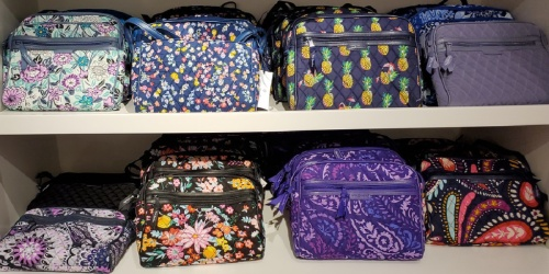 Up to 75% Off Vera Bradley Bags & Accessories