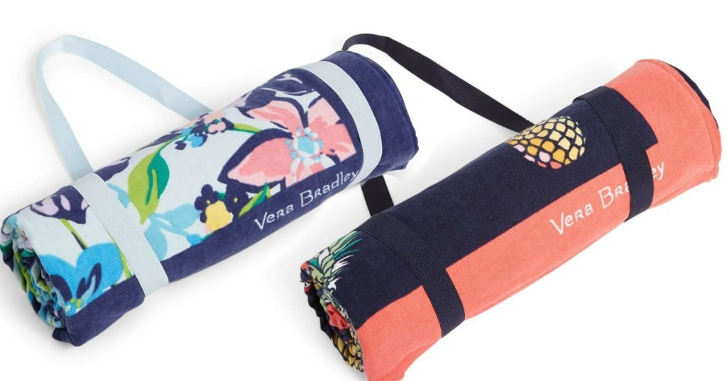 Vera Bradley Beach Throw Blanket