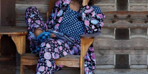 Up to 60% Off Vera Bradley Slippers & Robes