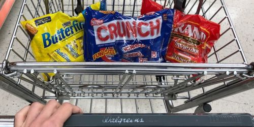 Buy 1, Get 1 Free Bagged Halloween Candy at Walgreens | Deals from $1.74 Each
