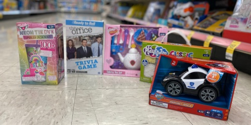 Buy 2, Get 1 FREE Toys & Games at Walgreens | Just $4.66 Each