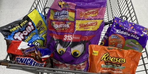 $10 Off $50+ Walmart Grocery Pickup Order (New Customers!) | Sweet Deal on Hershey's Halloween Candy