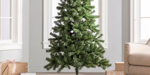 Up to 65% Off Artificial Christmas Trees + Free Shipping
