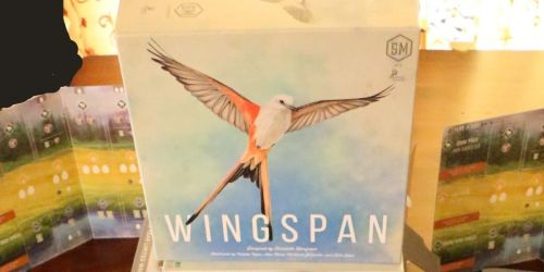 Wingspan Board Game Only $43.49 Shipped on Amazon (Regularly $60) | Over 4,600 5-Star Reviews