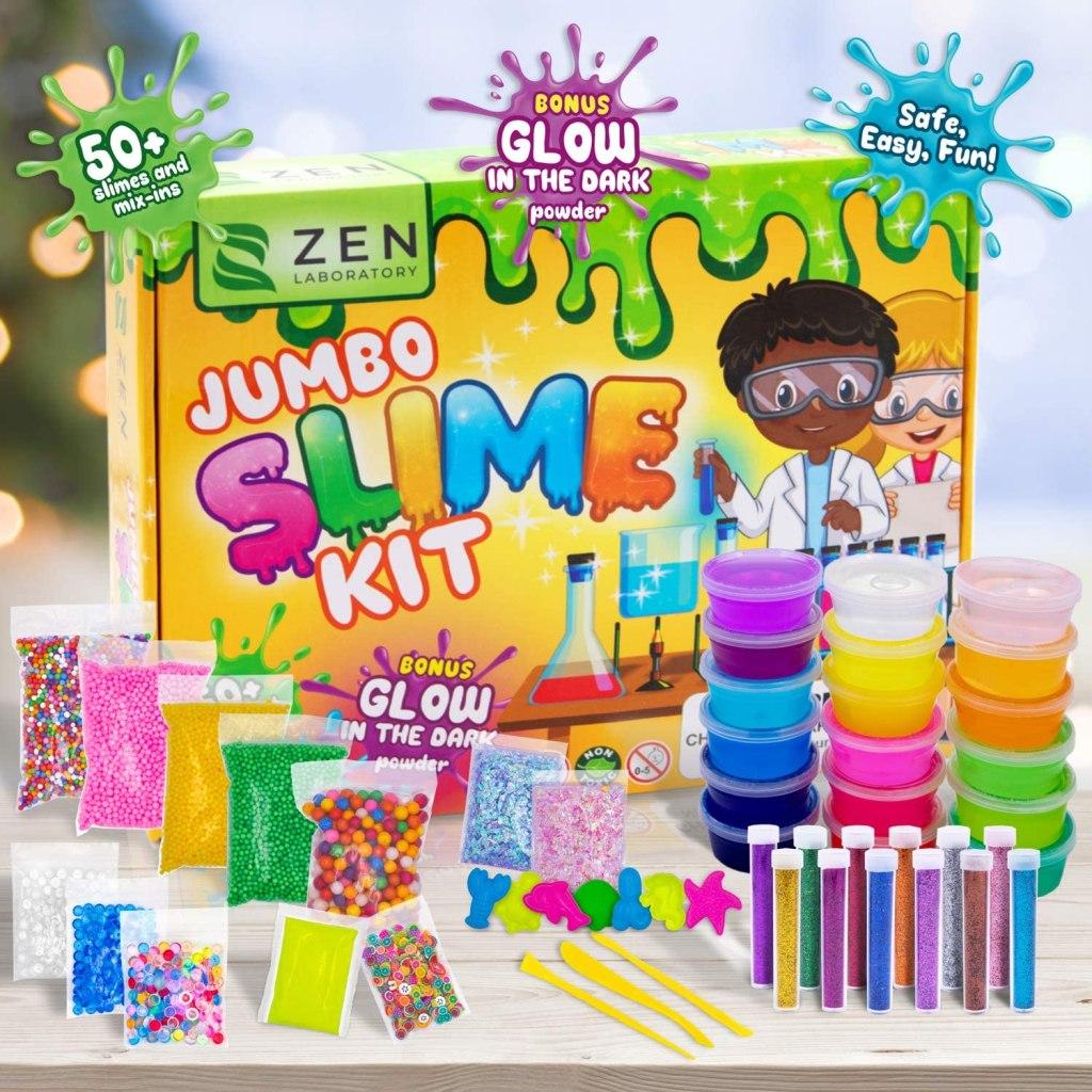 Zen Jumbo slime Kit