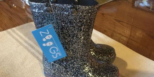 Kids Rain Boots From $7.99 on Zulily | Solids, Prints, Light Up + More
