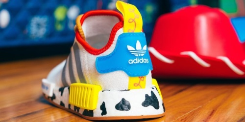 The New Adidas Disney Toy Story Shoes & Apparel Collection is Here