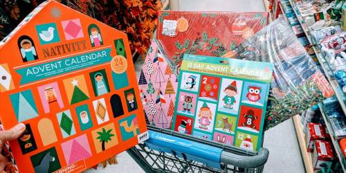 50% Off Advent Calendars at Hobby Lobby | Friends Central Perk, Nativity Advent, and More