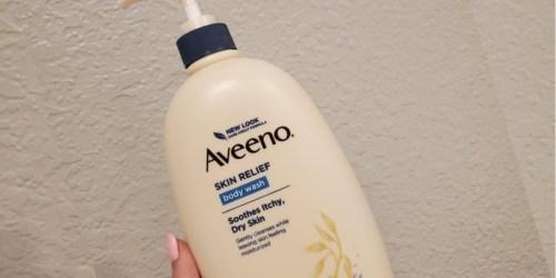 Aveeno Body Wash Only $5.57 Shipped on Amazon (Regularly $14)