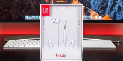 BeatsX Wireless Headphones Only $39.99 Shipped on Best Buy (Regularly $100) – Black Friday Deal