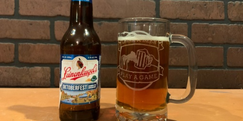 FREE Leinenkugel's Oktoberfest Beer 6-Pack After Rebate (Up to $10 Value) | Select States