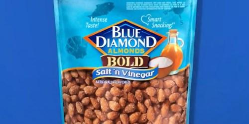 Blue Diamond Flavored Almonds 1-Pound Bags $4.79 Shipped on Amazon