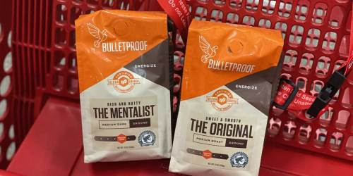 Bulletproof 12oz. Ground Coffee Bags Only $8.74 After Cash Back at Target (Regularly $15)