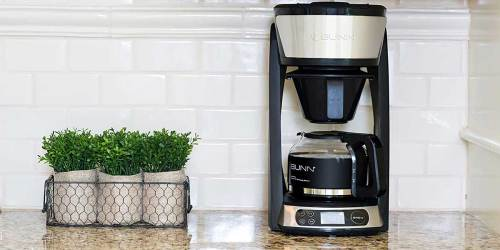 BUNN 10-Cup Coffee Maker Just $60 Shipped on Walmart.com (Regularly $130) | Great Reviews