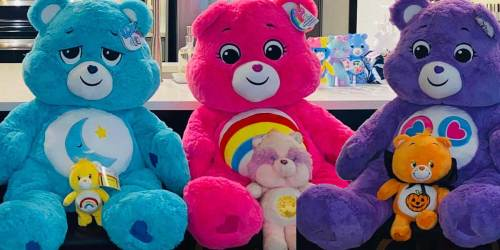 Giant 36″ Care Bear Cheer Bear Plush Only $34.99 Shipped on Costco.com