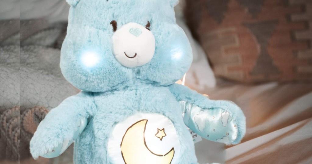 care bears light up bear