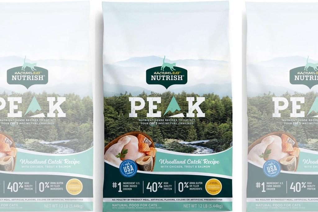rachael ray peak cat food