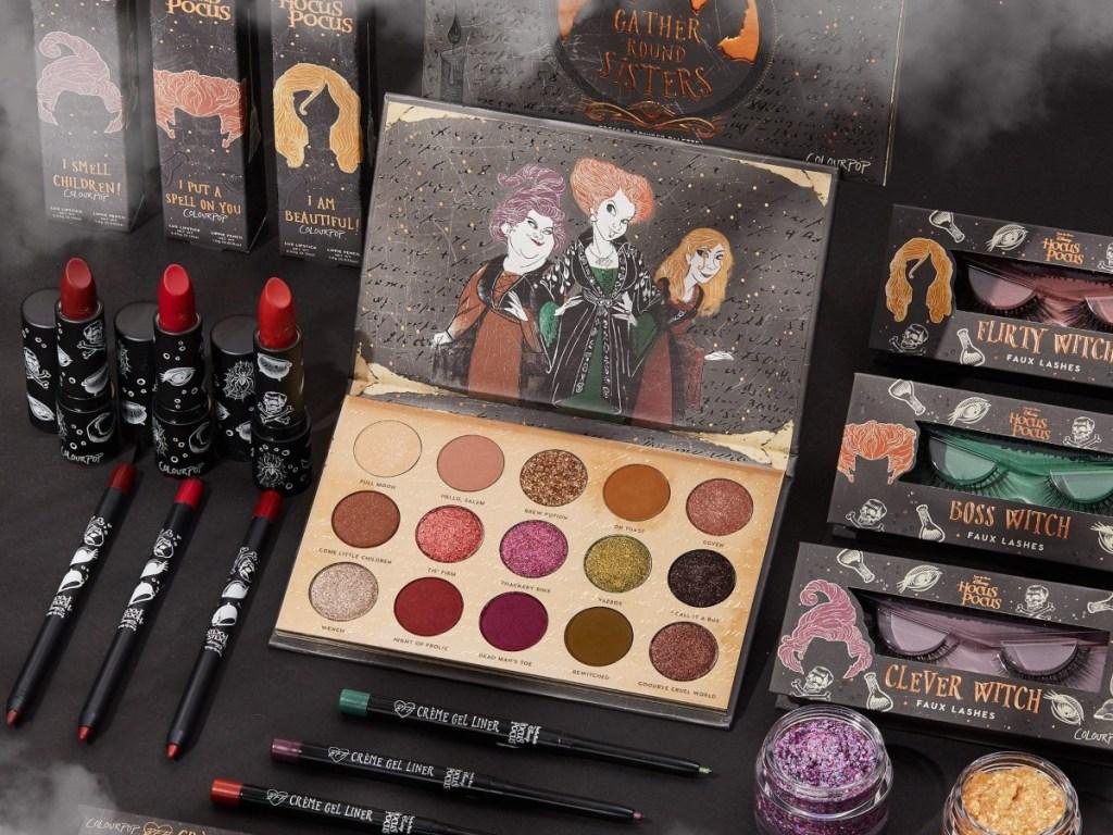 Hocus Pocus makeup products