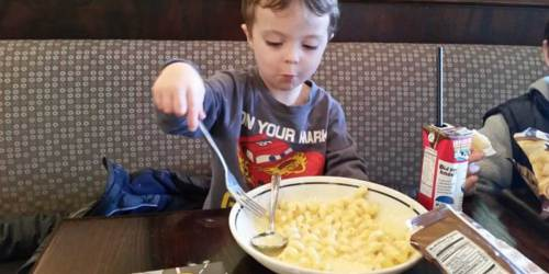 FREE Kid's Meal w/ Adult Entree Purchase at Corner Bakery Cafe