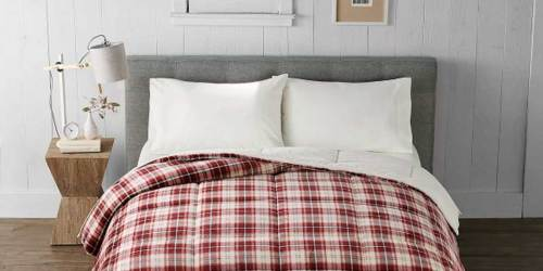 Up to 70% Off Cuddl Duds Throws & Heated Blankets + Free Shipping for Kohl's Cardholders