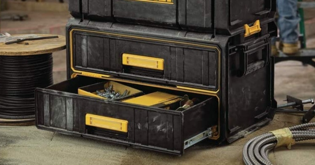 Dewalt tool storage drawers