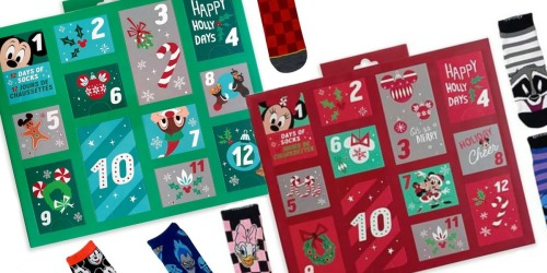 Countdown to Christmas with Disney & LEGO Advent Calendars from $29.99