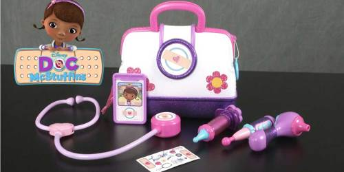 Doc McStuffins Doctor Bag Set Just $14.96 on Walmart | Includes Stethoscope, Bag & More