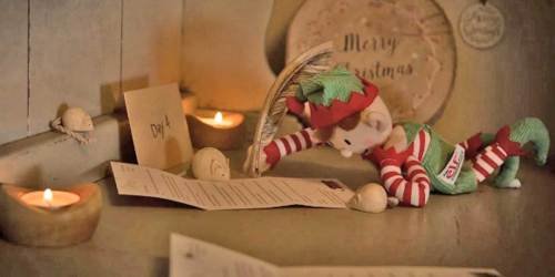 Elf Advent 24-Letter Kit Only $18.99 Shipped | Begin a Fun Christmas Tradition