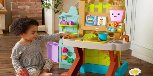 Fisher-Price Grow-the-Fun Garden to Kitchen $51.99 Shipped on Amazon (Regularly $80)