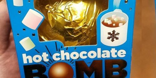 Frankford Hot Chocolate Bomb Only $3.99 on RiteAid.com | Awesome Stocking Stuffer Idea