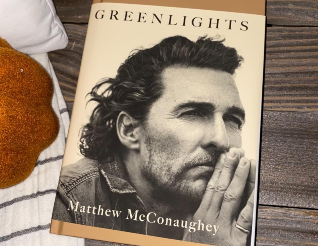 cover of Greenlights book