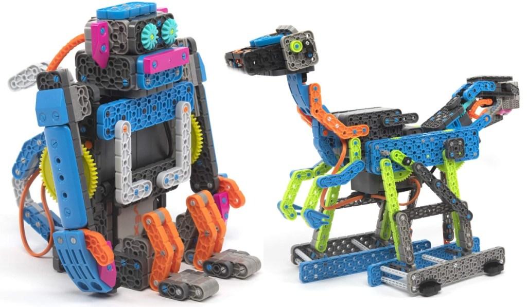 two hexbug robots