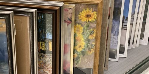 50% Off Frames at Hobby Lobby | Photo, Wall, Collage & More