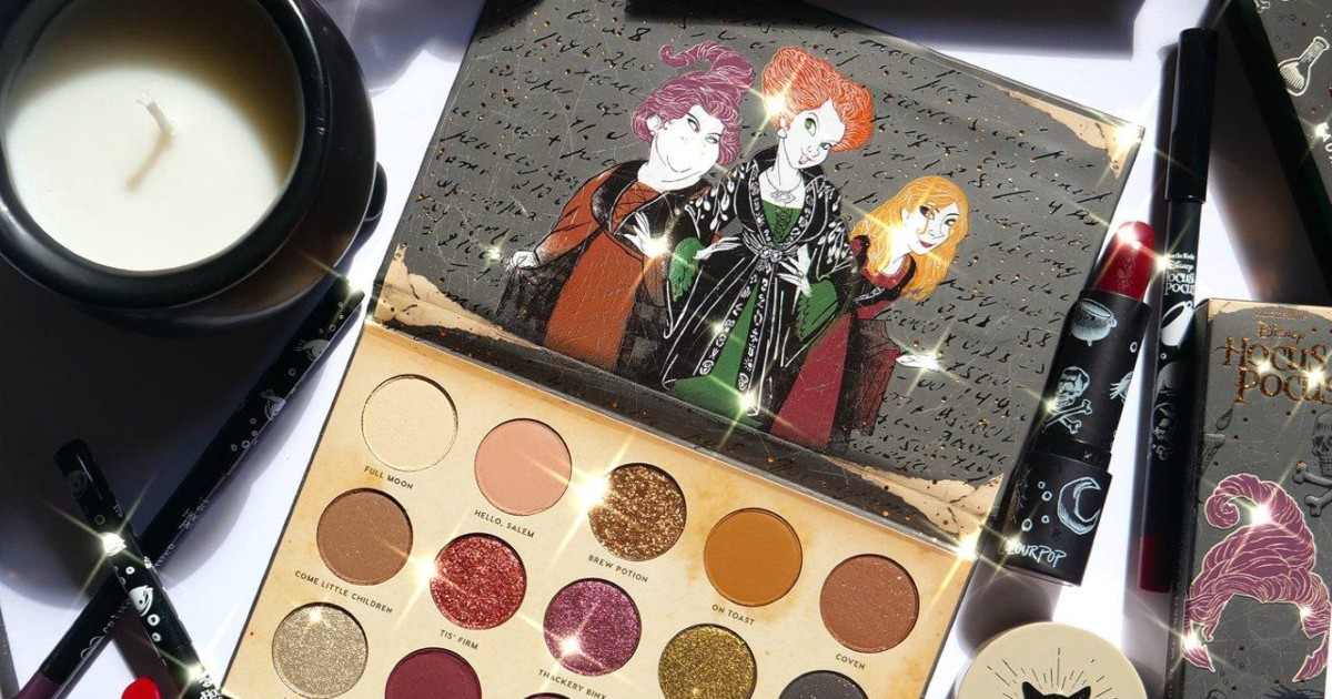 Hocus Pocus makeup palette