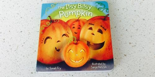Kids Halloween Books from $1.42 on Amazon | Board Books, LEGO Ideas & More