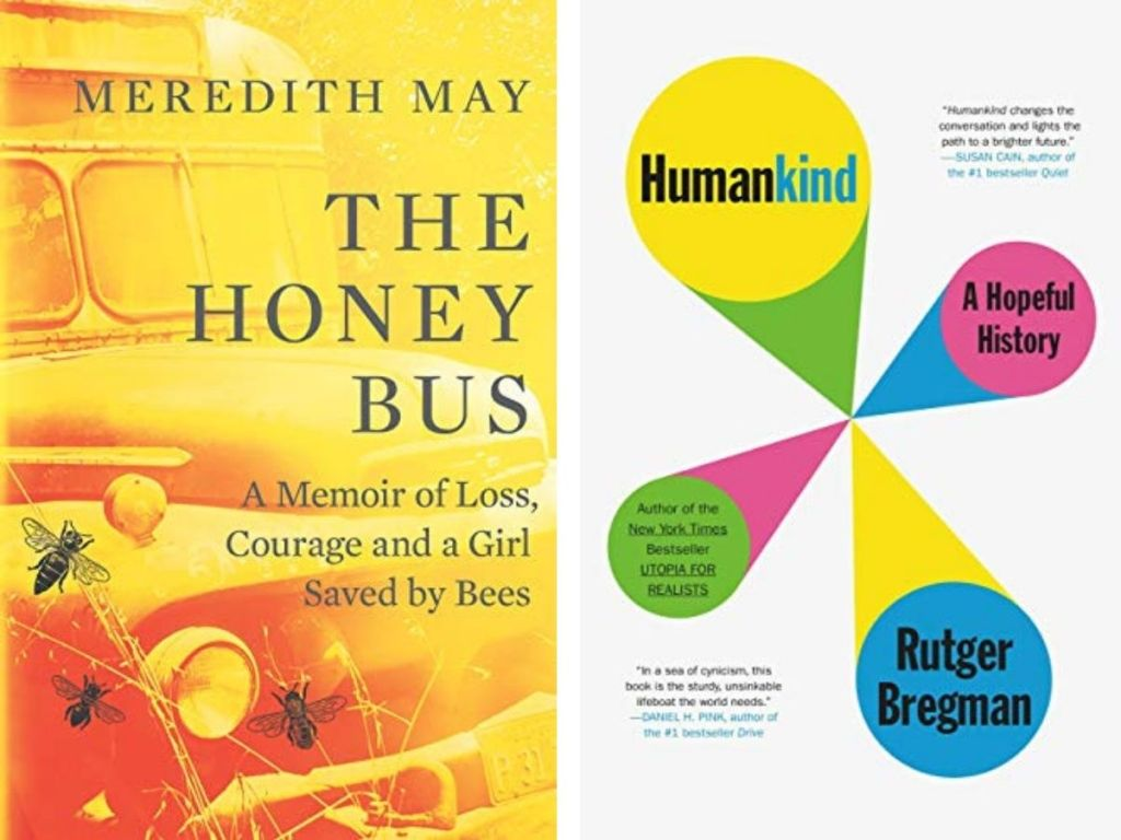 The Honey Bus and Human Kind book titles