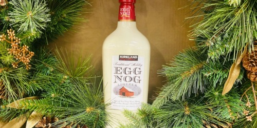 Costco Is Serving Up Big Bottles of Spiked Eggnog Just in Time for Christmas