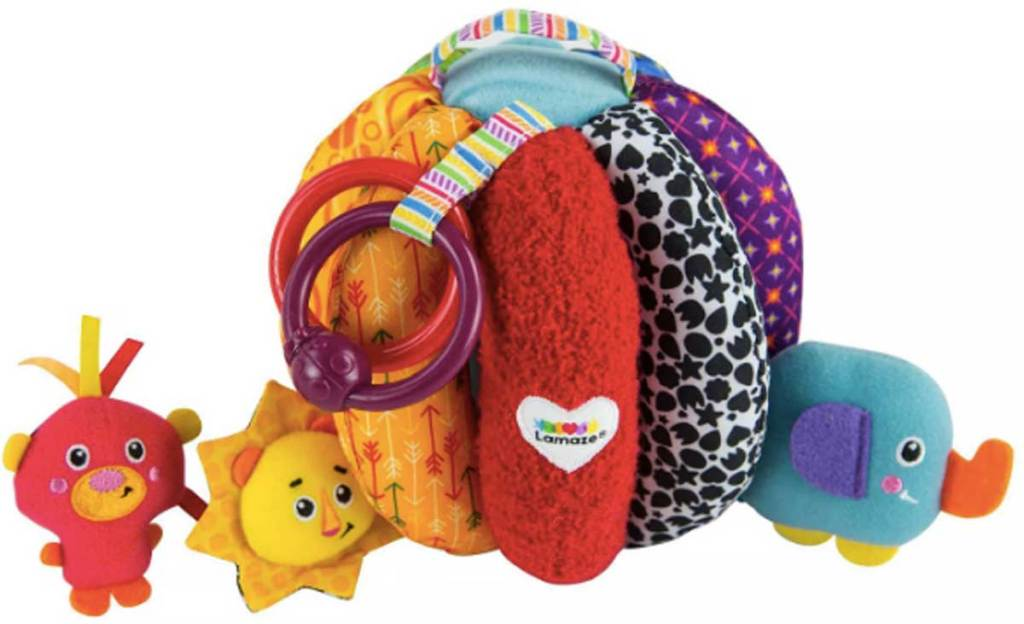 stock image of baby toy ball