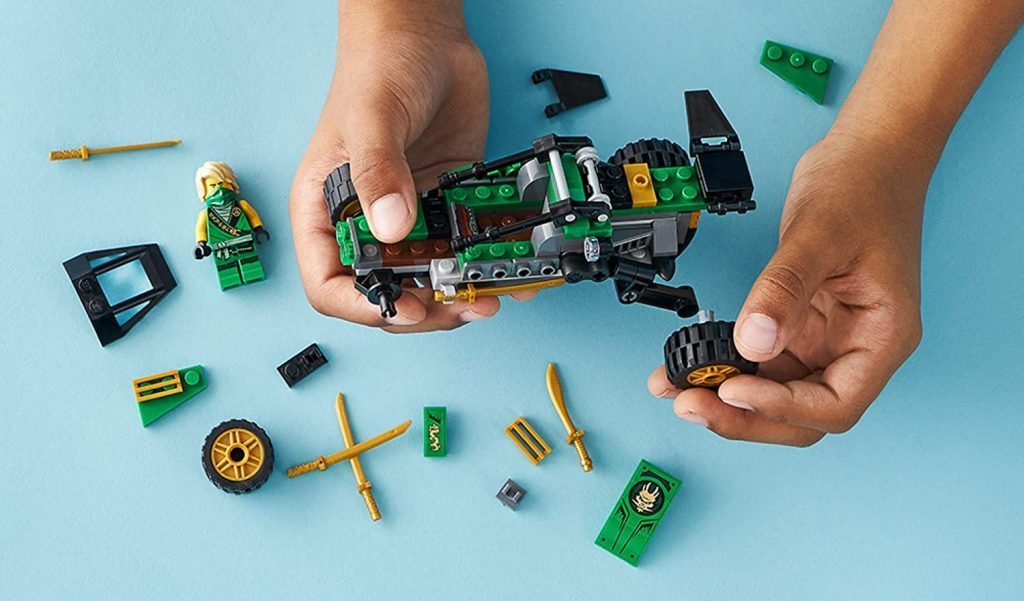 lego ninjago pieces