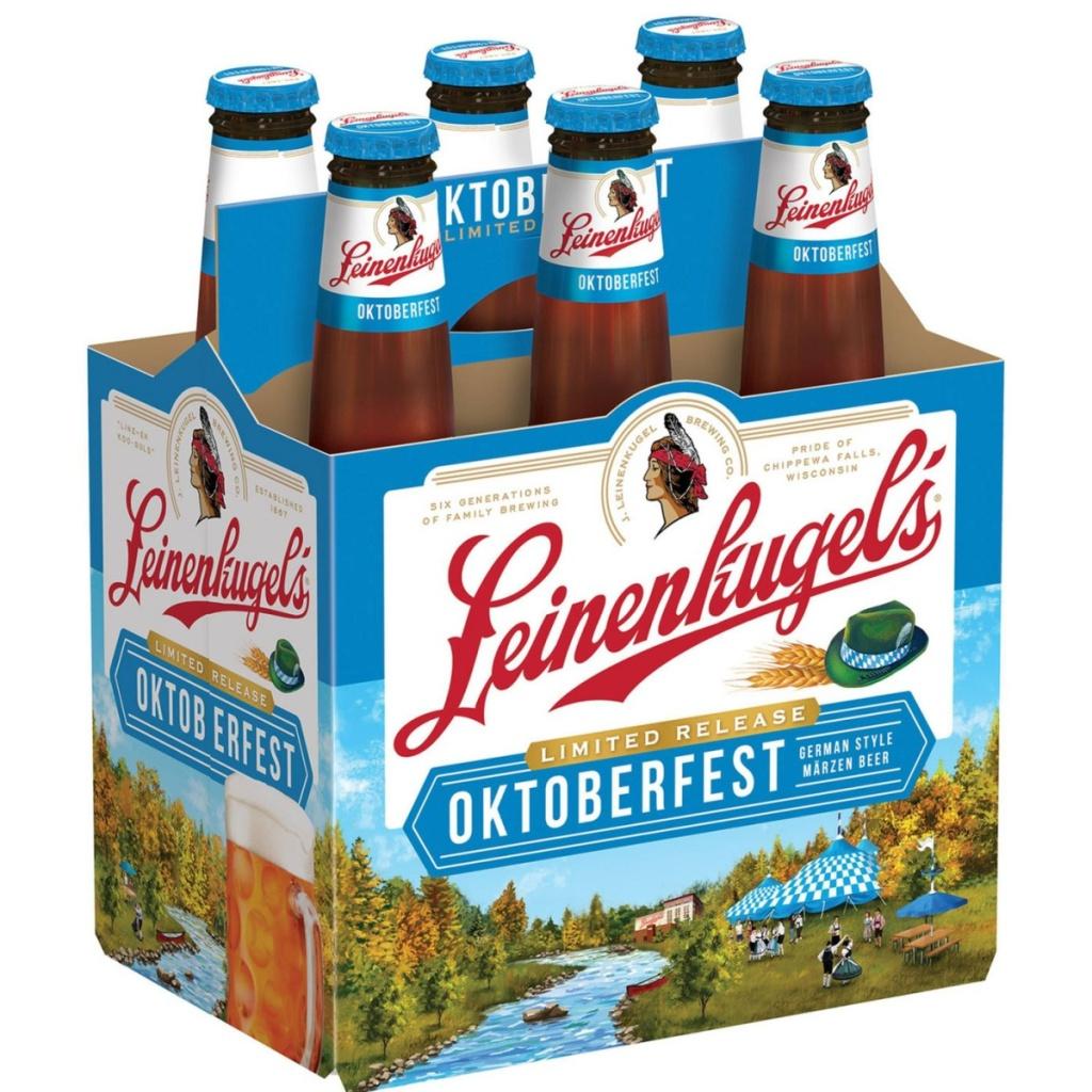 leinenkugels beer 6 pack in box