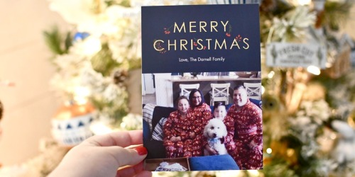 4 of the Best Photo Christmas Card Deals – as Low as Just 24¢ Per Card!