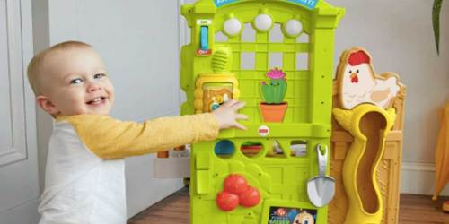Fisher-Price Garden to Kitchen Playset Just $38.99 on Target.com (Regularly $80)