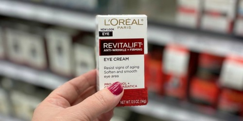 Get Over $20 Off this L'Oréal Paris Revitalift Anti-Wrinkle 3-Piece Skincare Set + Free Shipping