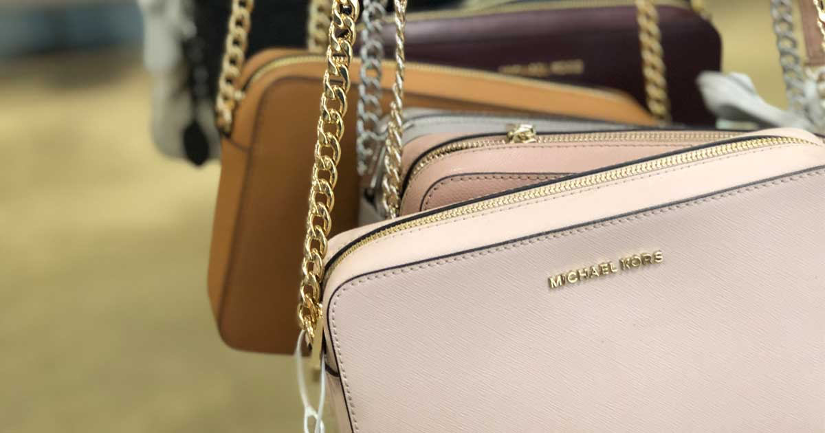 Up To 75% Off Michael Kors Bags   Escaped Shipping | Bags From $89, Wristlets Lone $59