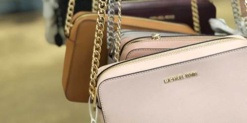 Up to 75% Off Michael Kors Bags + Free Shipping | Bags from $89, Wristlets Only $59