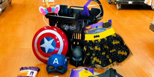 40% Off Halloween Costume Apparel & Accessories at Michaels | In-store & Online