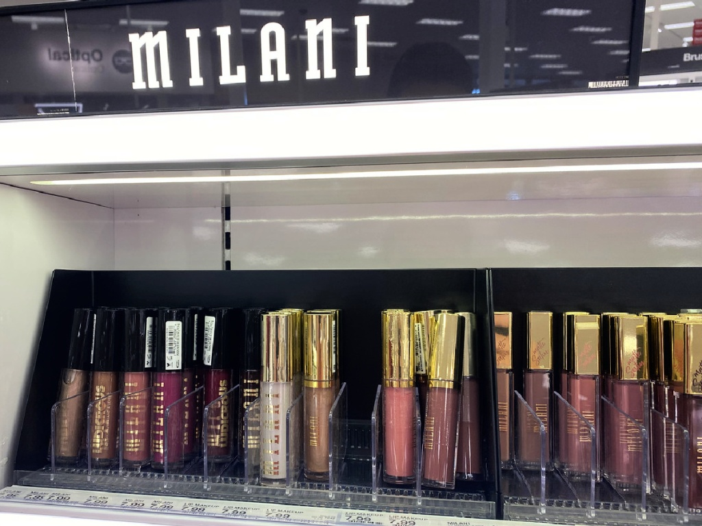 milani Ludicrous Lip Products at target